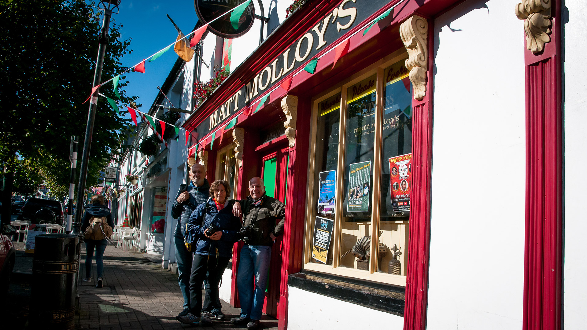 Westport - Matt Molloy's Pub