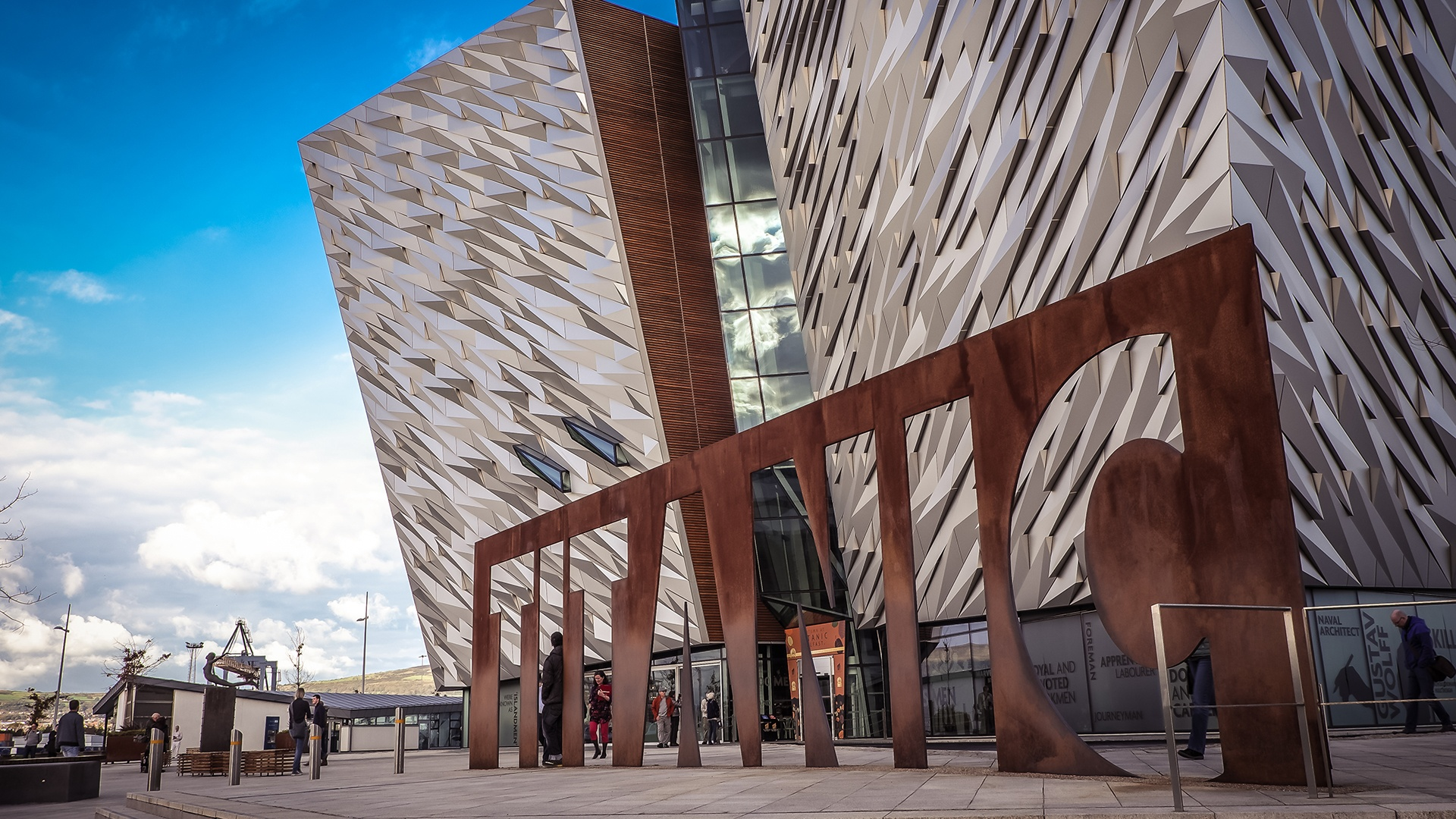 Belfast: Titanic Experience