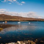 Achill Island - La casa torre che fu residenza di Grace O'Malley