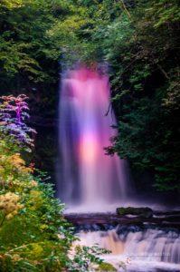 Glencar Garden and Waterfall