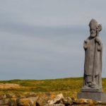 Statua di San Patrizio a Downpatrick