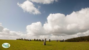Beltany Stone Circle, Raphoe co. Donegal