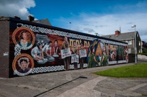 Londonderry - Bogside