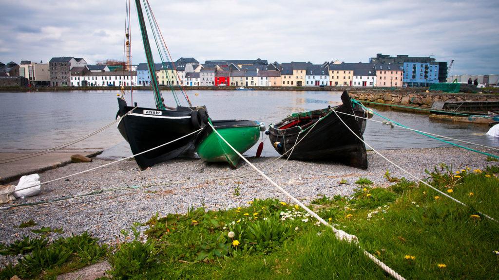 Galway - Claddagh Village