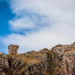 Slieve League Cliffs - Torre di guardia Inglese