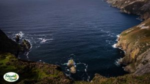 Slieve League Cliffs - In vetta