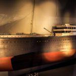 Titanic Experience Belfast - Modellino del Titanic