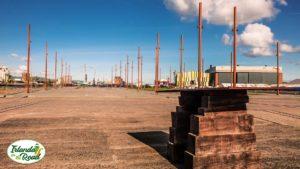 Titanic Experience Belfast - Il vecchio cantiere