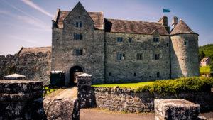 Parke's Castle - Entrata al castello
