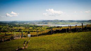 Knocknarea - Panorama dalla vetta