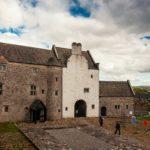 Parke's Castle - cortile interno