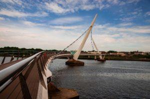 """Londonderry - """"Peace Bridge"""""""