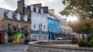 Donegal Town - Diamond Square