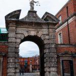Dublino - Entrata al castello