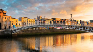 Dublino - Ha'Penny Bridge