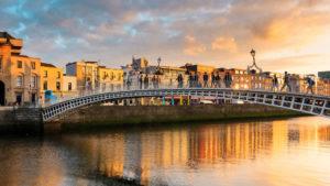 Dublino - Ha'Penny Bridge
