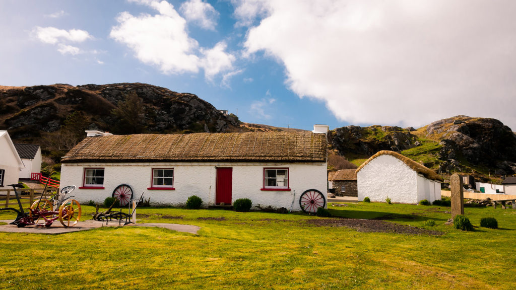 Glencolmcille - the Folk Village